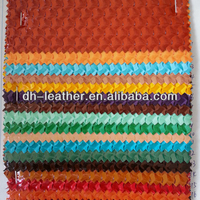 Wenzhou Fashion PU Leather For Lady