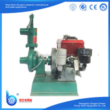 China famous high head diesel water pump for irrigation