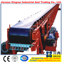 good energy escal and passeng conveyor sand conveying equipment ep nn cc belt conveyor for coal cement factory steel plane