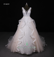 China custom size bride robe bride wear dresses wedding bridal ball gown wedding gowns bridal weding dress 2017 latest design