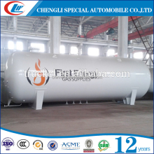 10m3 LPG Storage Tank Liquid Gas Tanker Cheaper Price for Sales