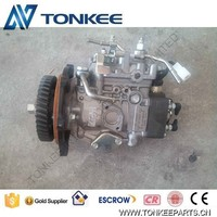 8943357072 104741-6132 104641-6132 ZEXEL Engine fuel injection pump 4JG1 Injection pump