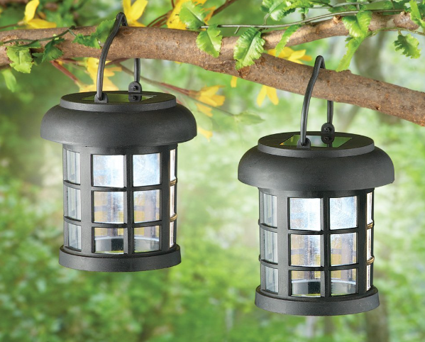 powered by the sun umbrella hanging solar lantern ,mini solar powered led light