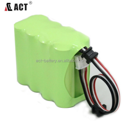 12V nimh battery pack 2200mAh 12v Rechargeable battery pack