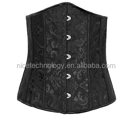 Manufacture Perfect Underbust Waist Trainning Girdle, Plus Size Sexy Slimming Corset