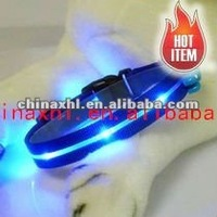 LED dog collar/ pet safety products