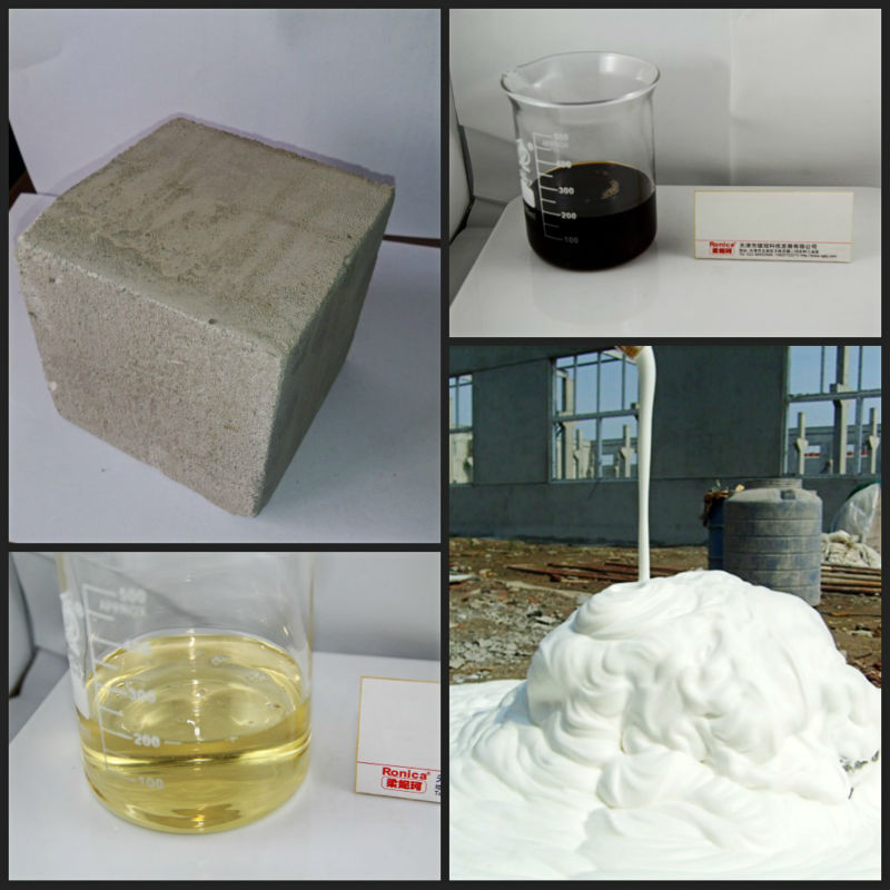 foaming agent for foam concrete light weight concrete foaming agent