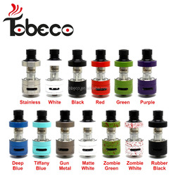 2016 Tobeco best seller AUTHENTIC mini super tank/super tank, High quality super tank minis with 7 different color