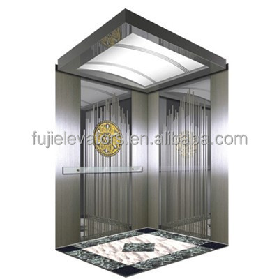 FUJI Good price Passenger lift for commercial buildings