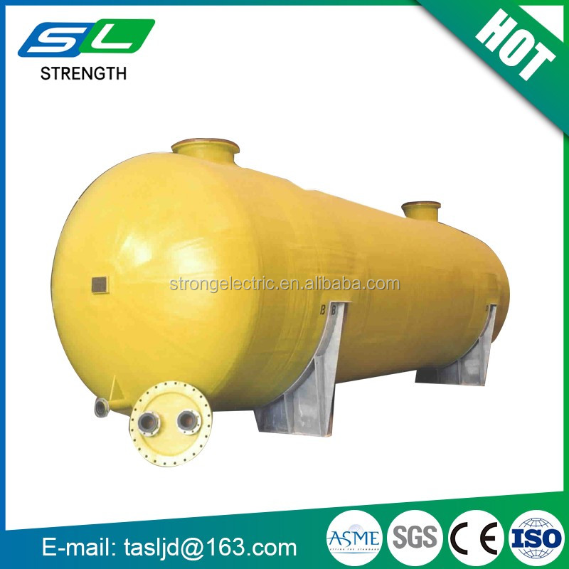 Customer needs storage tank elliptical head with ASME from china manufacturer SL