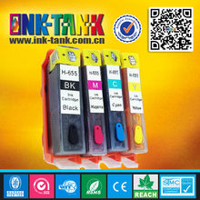 refill ink cartridge for hp 655 used HP Deskjet Ink Advantage printer