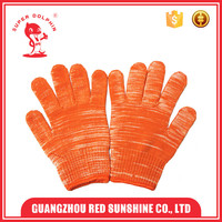 Cotton hand gloves making machine