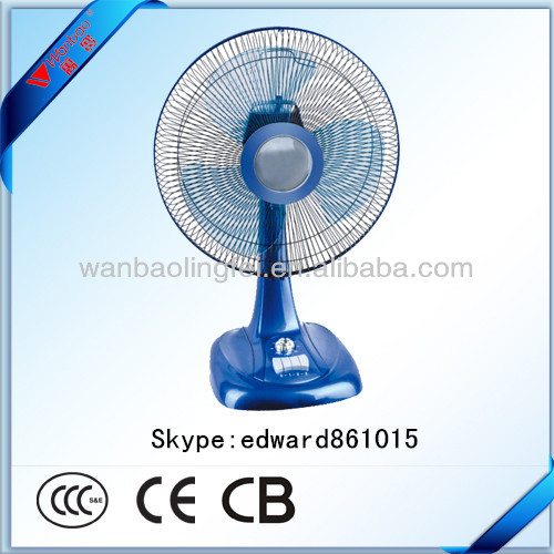2013 hot sell 16 inch electric table fan