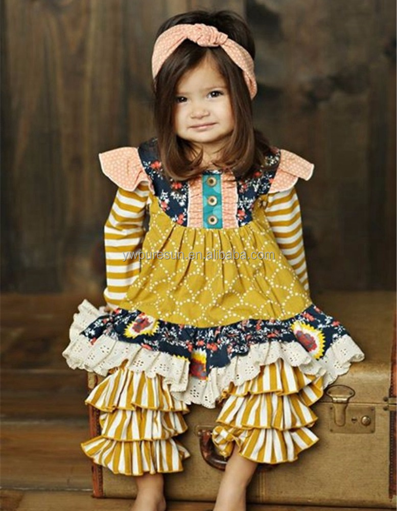 factory direct supplying children boutique clothing for cheap wholesale
