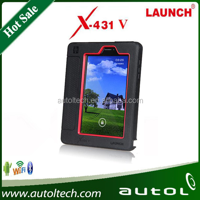 LAUNCH X431 V Diagnostic Tool Computer Scanner with WIFI Online Update Better Than Bosch Diagnostic Scanner