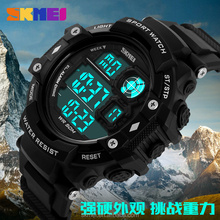 Brand plastic watch sports time clocks wholesale price