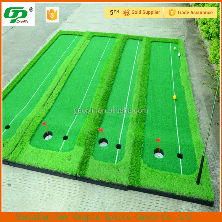 Novelty cheap Eyeline Golf Perfect Line Mini Putting Mat
