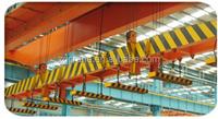 Double girder magnetic overhead crane 3ton 5ton 10ton Price