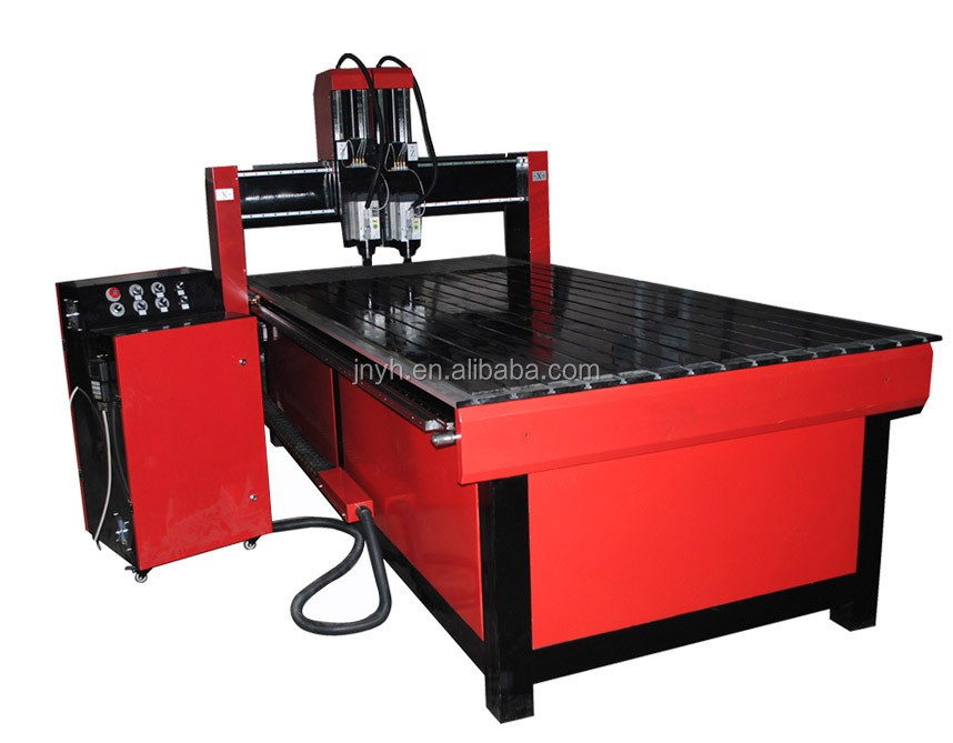 two head cnc router 1536 Independent double heads machine