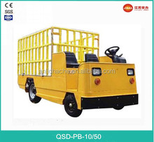 Good Price 4.0 Ton AC 4-Wheel Electric Burden Carrier