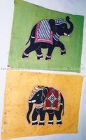 batik wall hangings