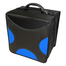 Large Capacity CD DVD Package Case Organizer Portable CD Binder Wallets
