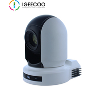 IP Onvif PTZ Professional HD broadcast live streaming video conference camera with 30x optical zoom from IGEECOO