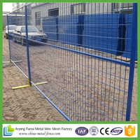 We Provide Rental Of Temporary Fencing