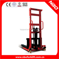 NBO hand stacker, stacker machine, pallet stacker for sale
