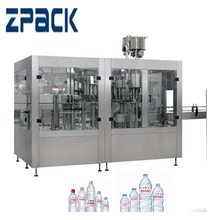 mineral water bottle washing filling capping machine,bottle water filling machine sellers