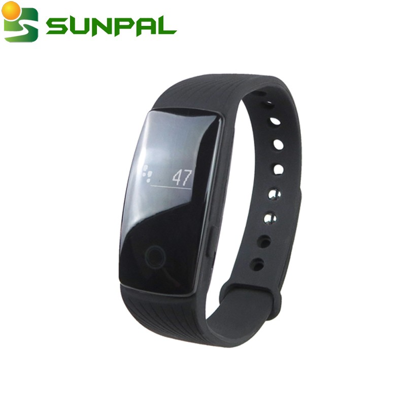 ID107 ID107HR Smart wireless fitness band pedometer health activity tracker