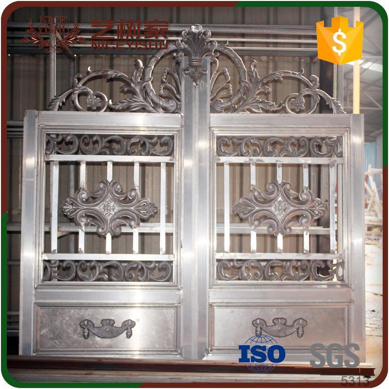Australia Hot Sale Garden Arch Gate, Aluminum Gate, View Metal Arch Gate,  YISHUJIA Product Details From Shijiazhuang Yishu Metal Product Co., ...