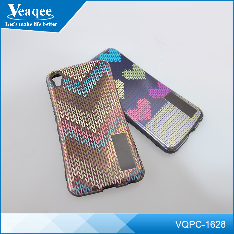 Veaqee Retro Palace Pattern Slim PC Phone Cover Case for Samsung Galaxy A3
