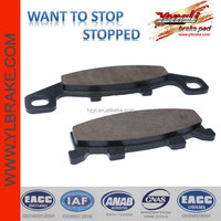 Professional factory in China product All Kinds Motorcycle Brake Pad,Good performance dirt bike motorcycle brake pad