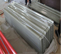 galvanized curving corrugated steel roofing sheet