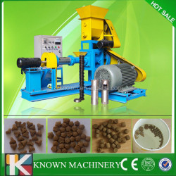 New model multifunctional pet/floating fish feed pellet machine,floating fish feed making machine