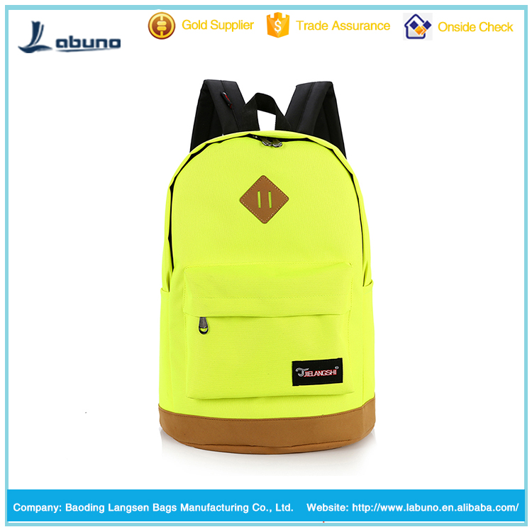 wholesale Fashion Cute Lightweight Backpacks for Teen Young Girls school bag
