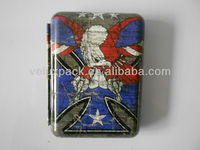 Wallet Tin Box,Credit Card Tin Box,Promotion Tin Box