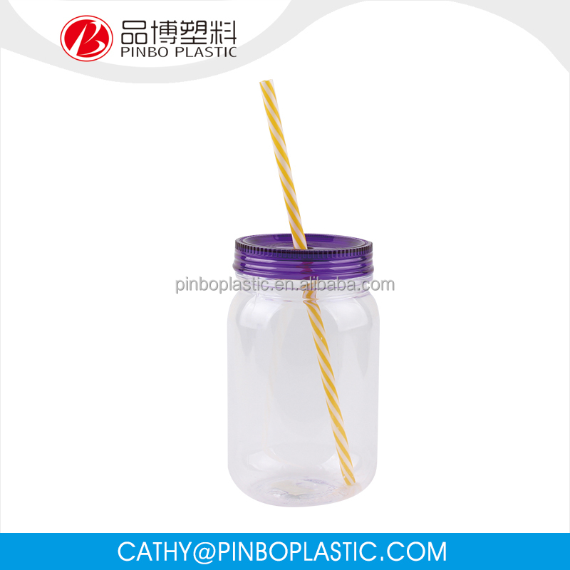China Professional Manufacture Free Sample 18Oz Double Wall Insulated Plastic Cup