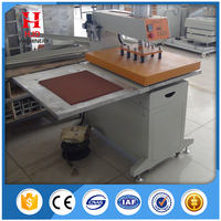 China Leading Technology Automatic Hydraulic Heat Transfer Press Machines Sale