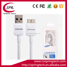 Original 1.2m 1.5m fast charging USB 3.0 Data link Cable ET-DQ10Y0WE for Samsung Galaxy S5 Note 3