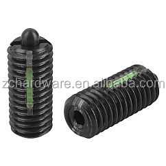 alibaba express strong spring force pin ball spring plungers