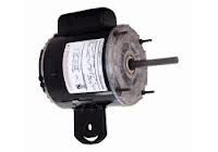 AO Smith 970A AC Electric Motor M22779 1 Phase, 0.33 HP, 48Y Frame, TEFC, 1725 RPM, 115/230 Volts, 50/60 Hz, Fan & Blower