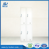 wardrobe cabinet used hospital furniture storage steel locker/wardrobe cabinet