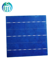 Hot sales High quality poly crystal Solar cell 156mmx156mm with 2BB/3BB