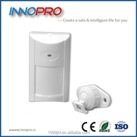 wireless home burglar security alarm system (Innopro ED660B)
