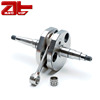 Custom Motorcycle Engine Parts Steel Crankshaft , Special Replacement Crankshafts For Simson S51