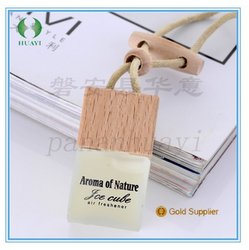 promotional customized design car air freshener