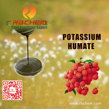 RBCHEM potassium humate humic acid lignite coal with competitive price