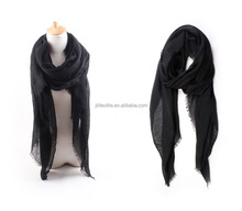 2016 winter new plain cotton voile scarf shawl muslim long hijab shawl and scarves wholesale